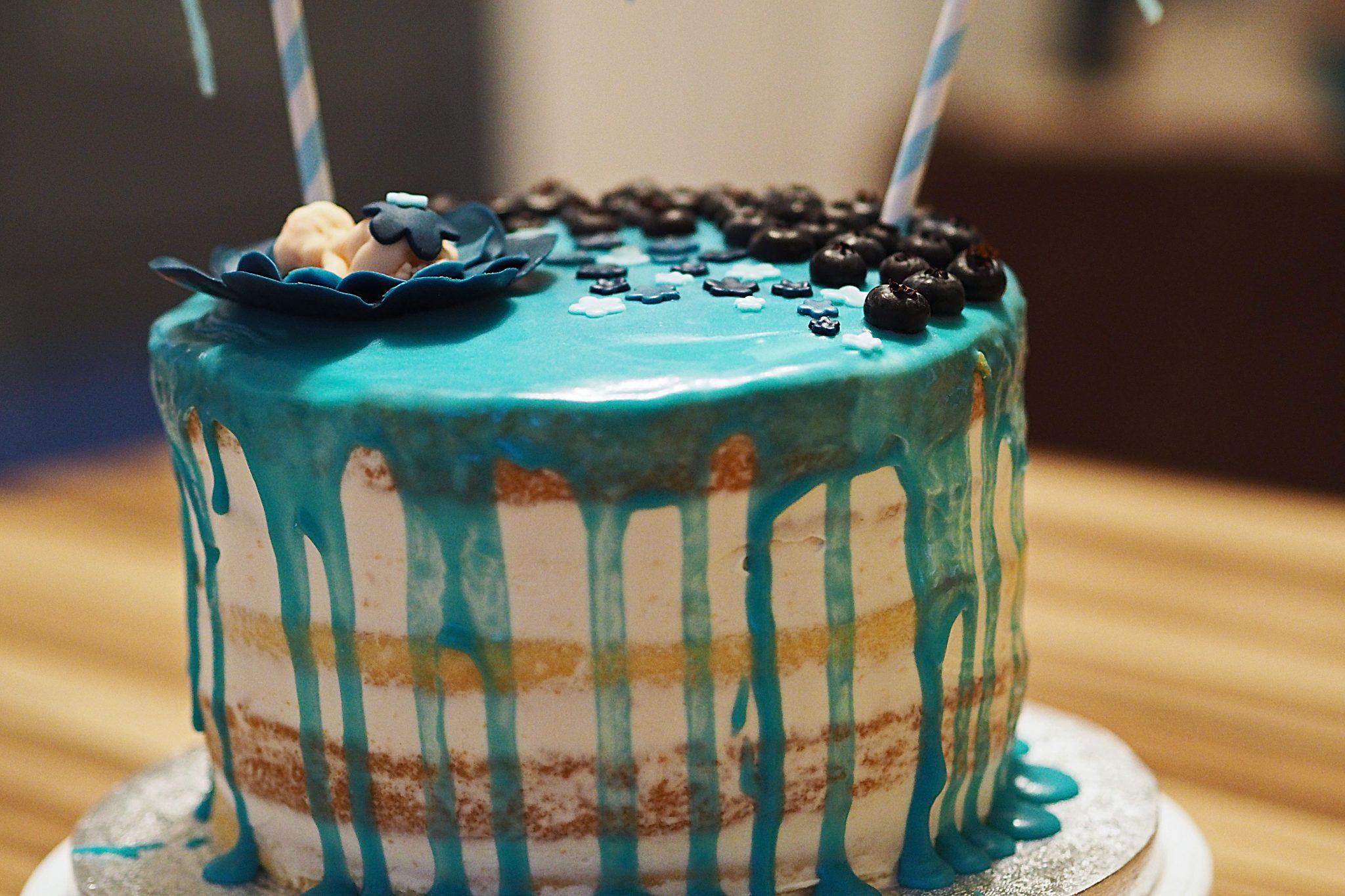 Wunderkuchen mit Mascarponecreme