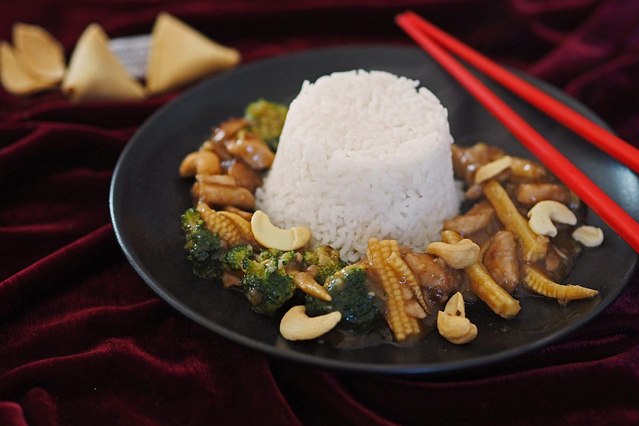 Chinesisches Hähnchen