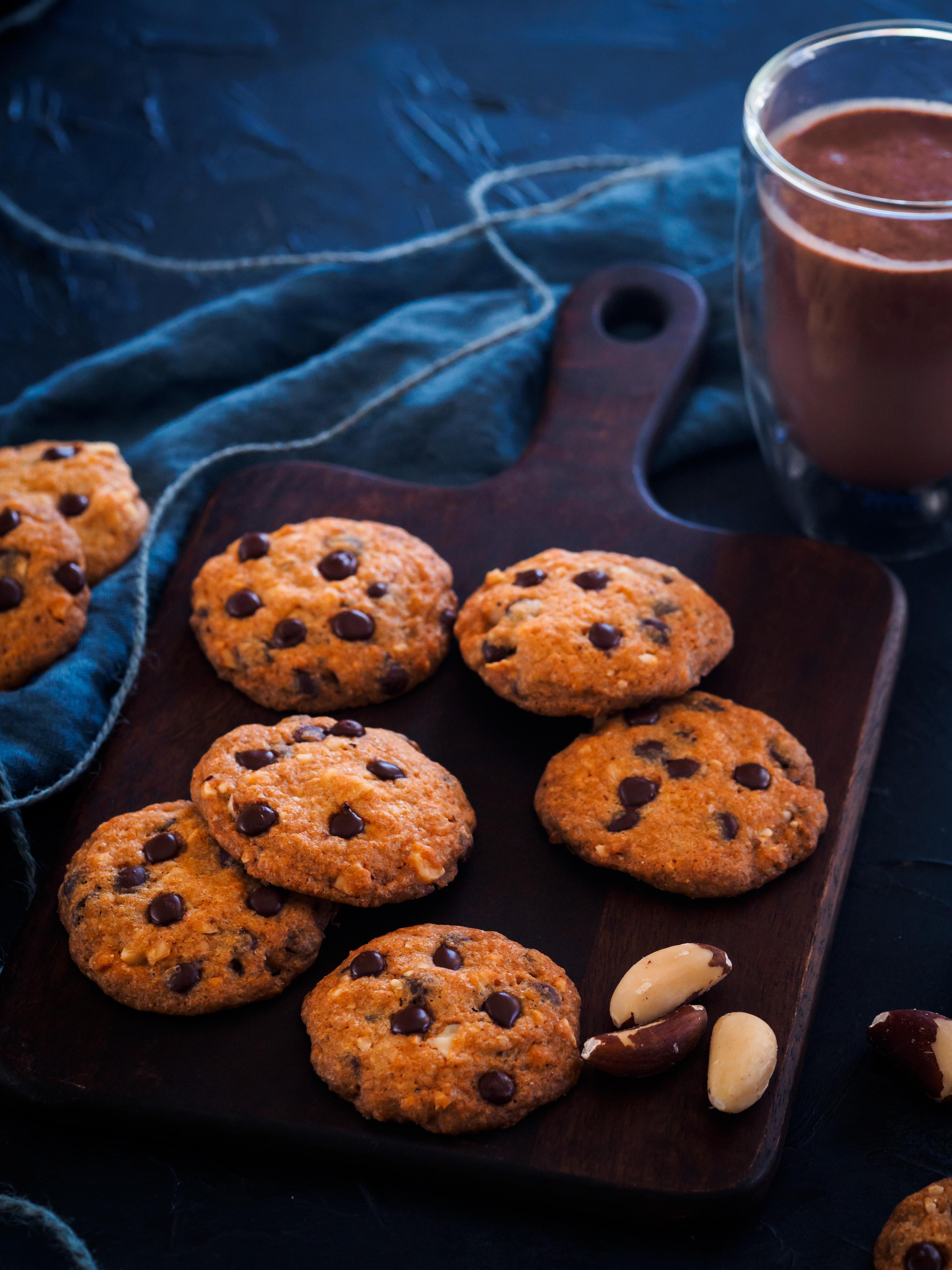 Cookies mit Schokodrops