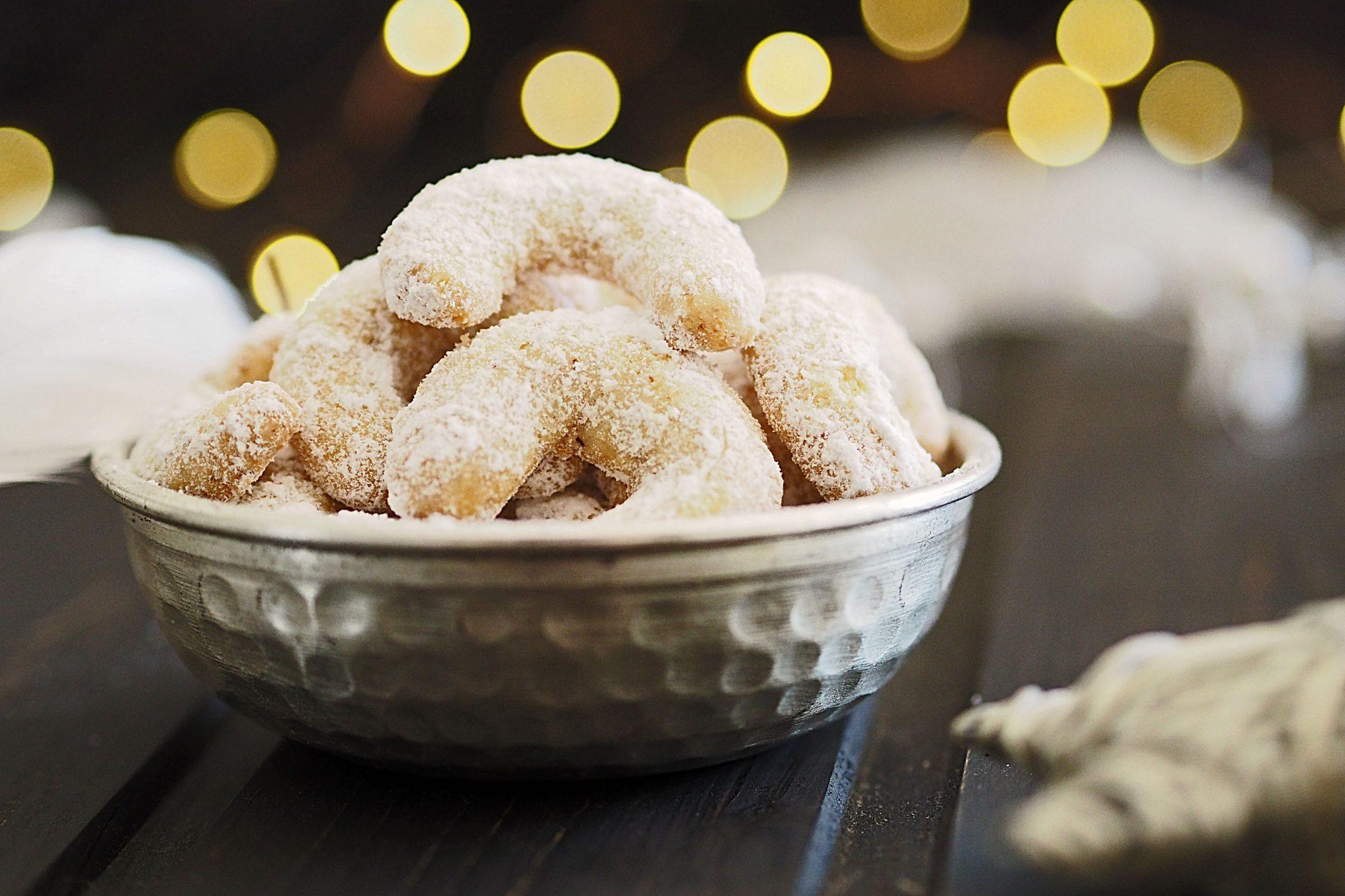 Die besten, mürben Vanillekipferl