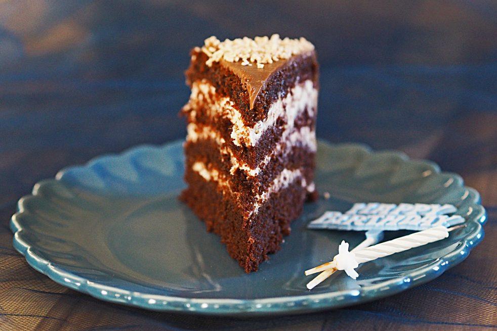 Kastanien-Torte