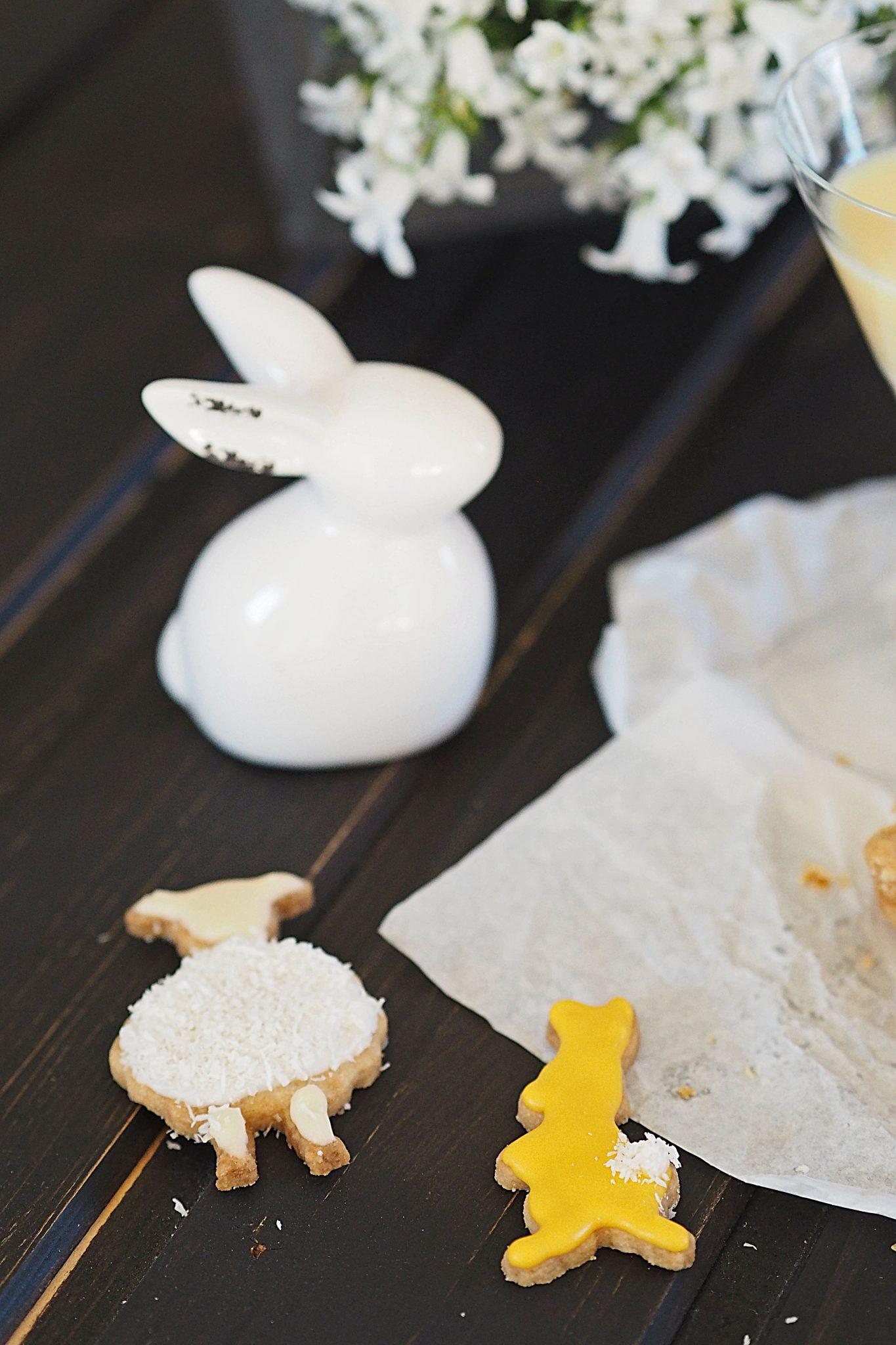 Hasenkse Schafkekse Plätzchen Ostern
