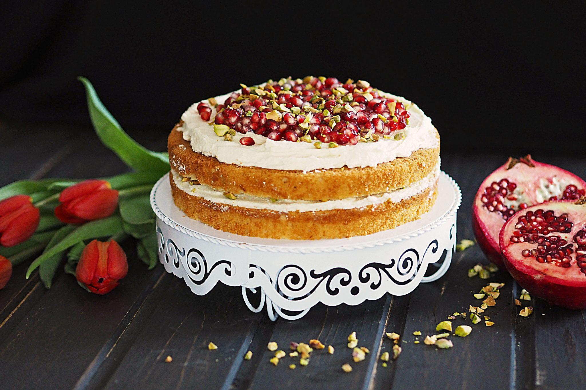 Torte süß sauer Balance