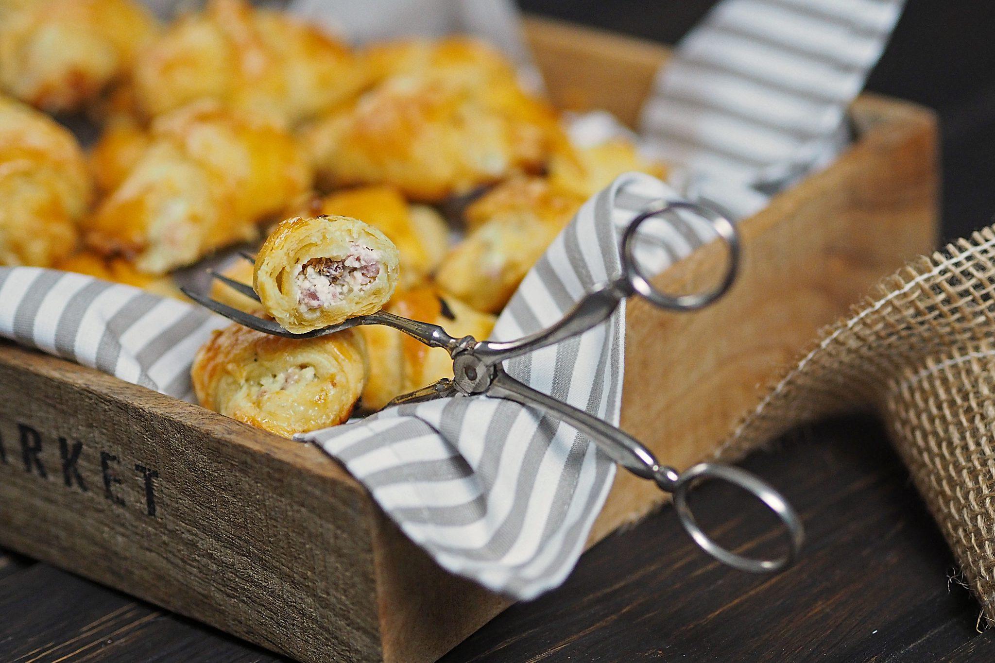 Schinken-Käse-Snack