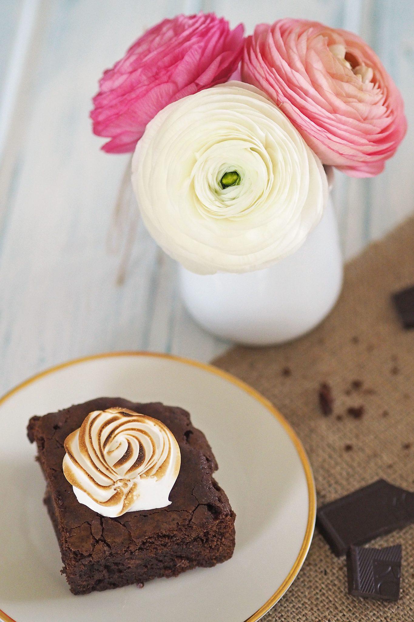 Baiser Brownies