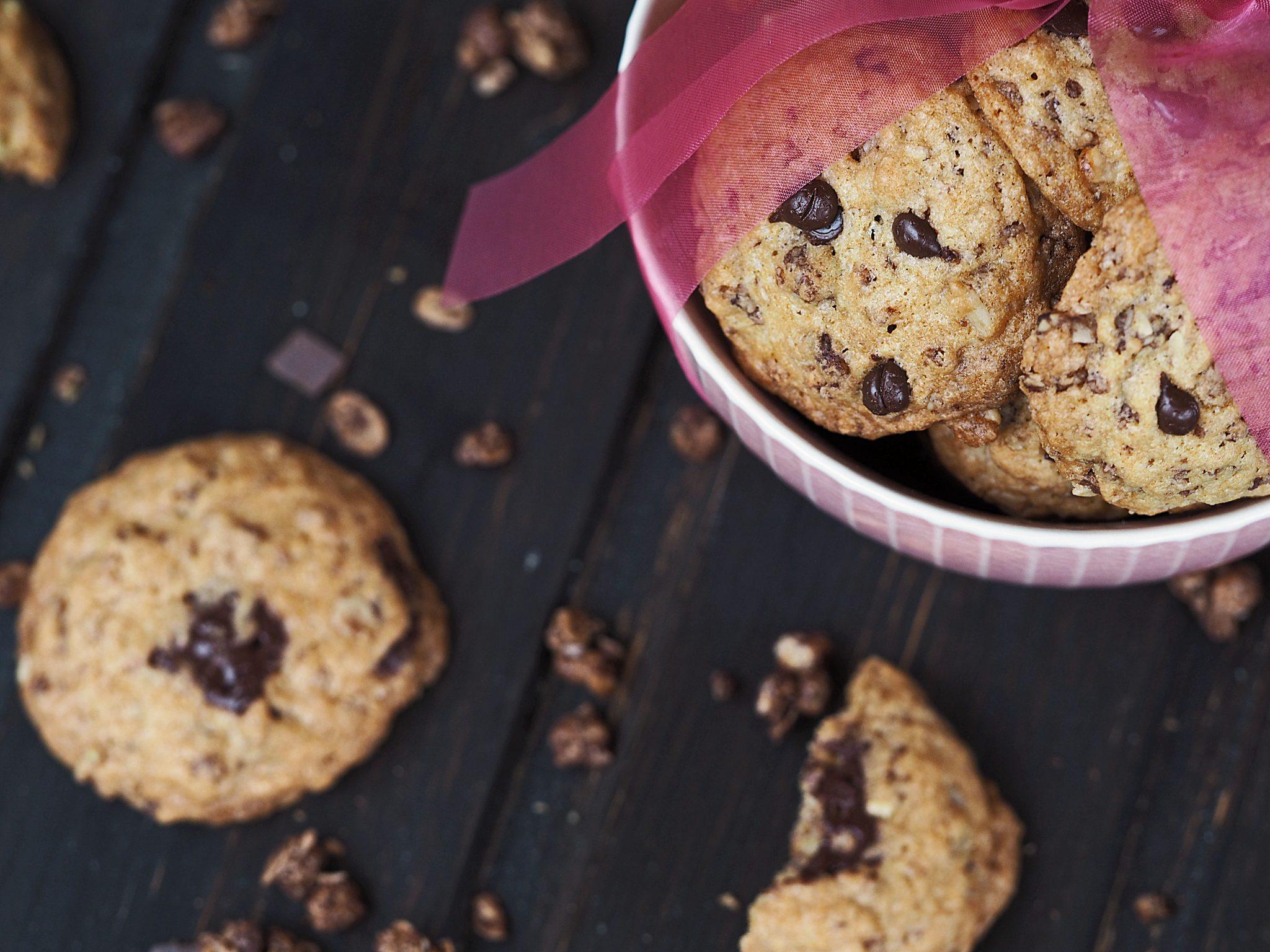 knusprige Cookies