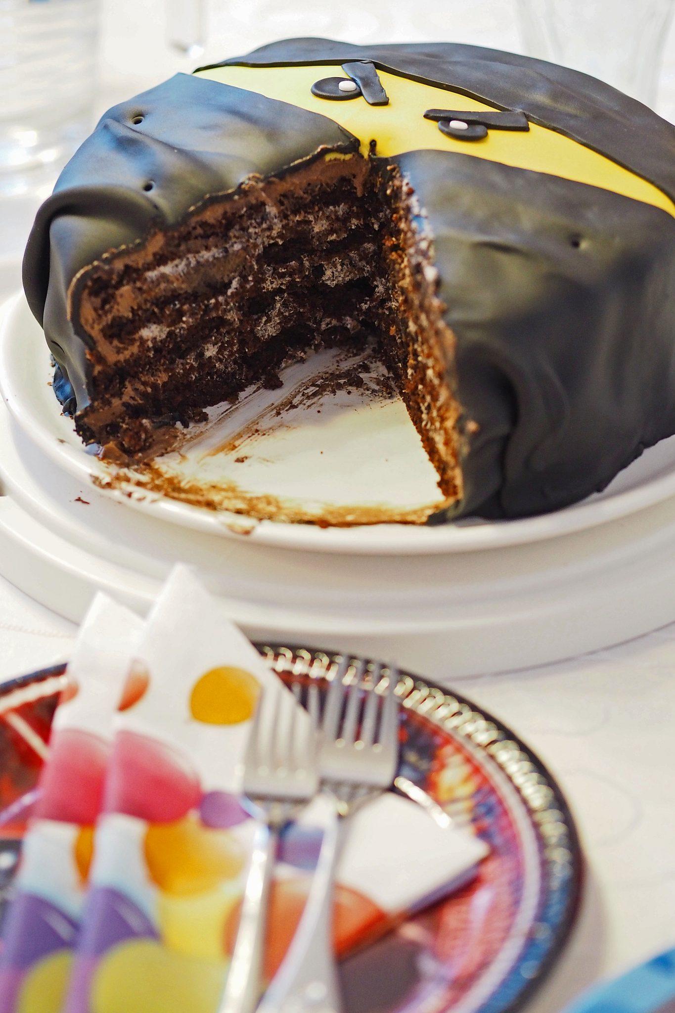 Schoko-Oreo-Torte