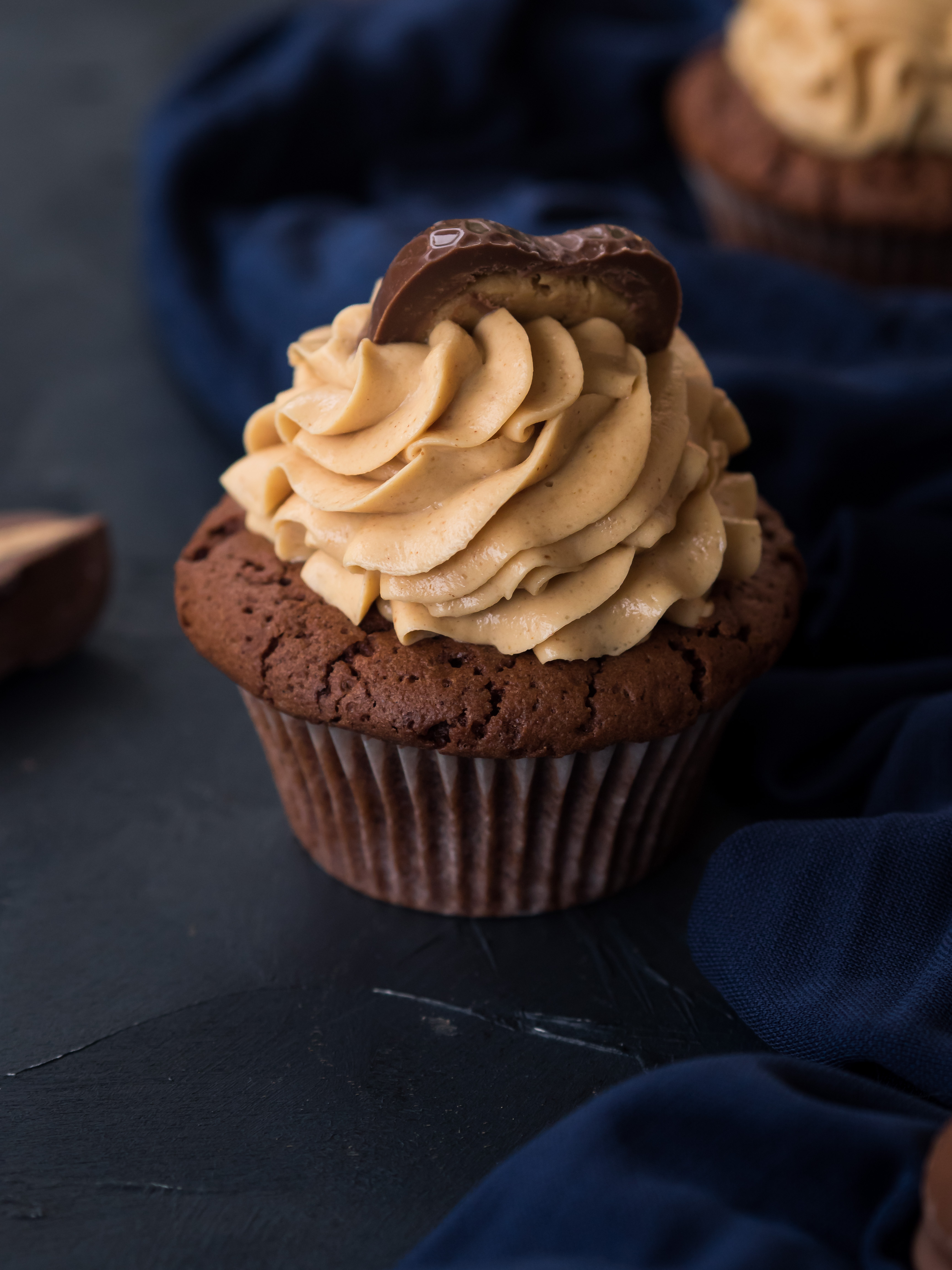Peanutbutter Cupcakes