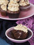 Erdnussbutter-Schokoladen Cupcakes