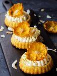 Kokos Ananas Tartelettes