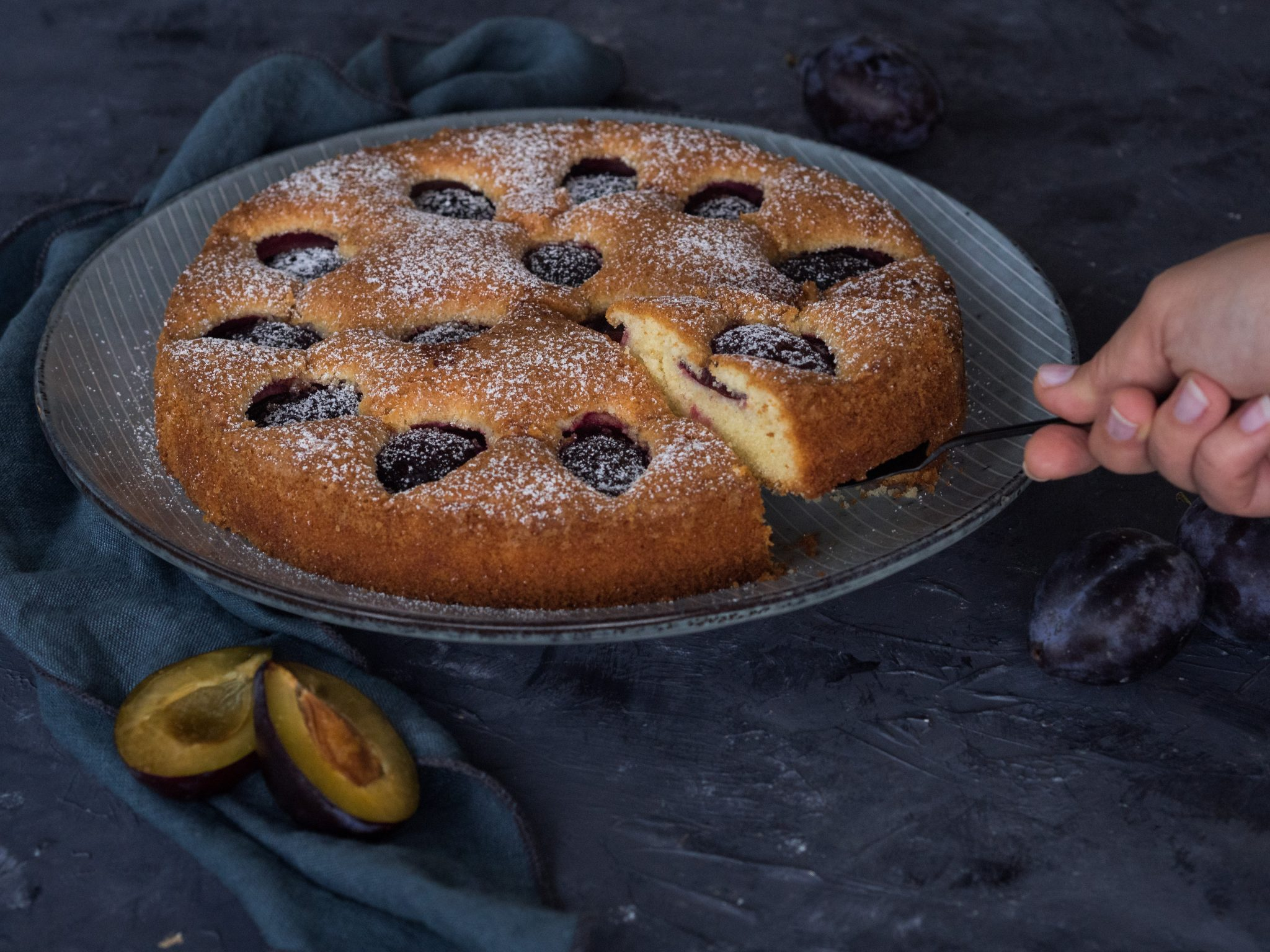 herbstlicher Kuchen
